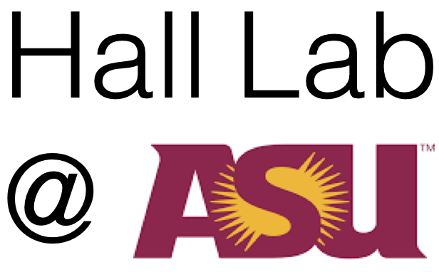 Hall Lab @ ASU